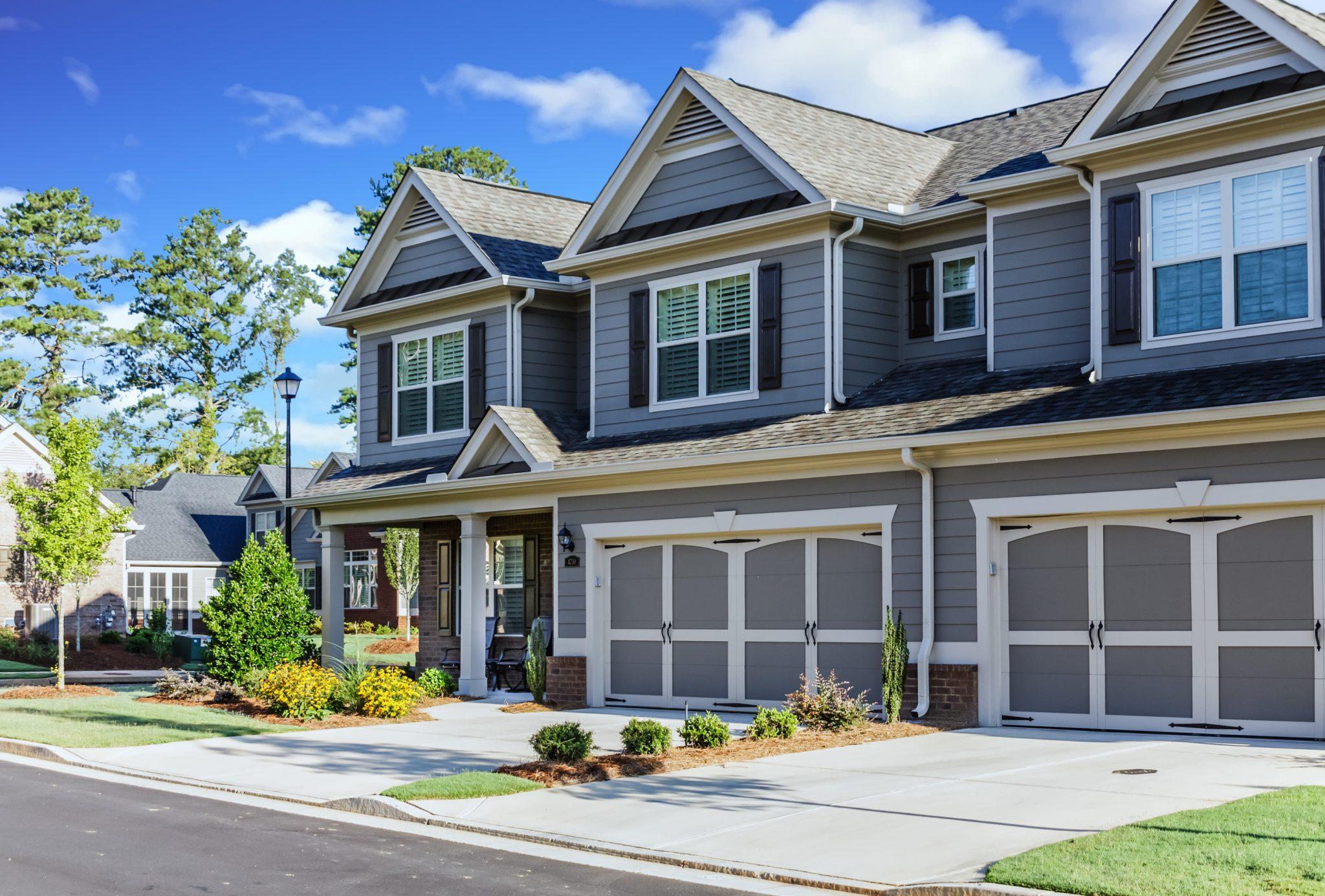 florida suburban home